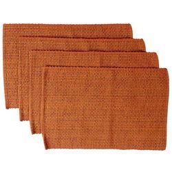 Homewear 4-pc. Homespun Harvest Placemat Set