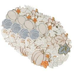 4-pc. Pumpkin Balta Placemat Set