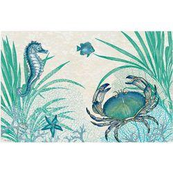 24-pk. Paper Ocean Art Placemats