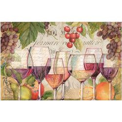 24-pk. Paper Wine Country Placemats