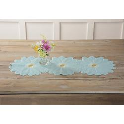 Tres Flores Table Runner Centerpiece