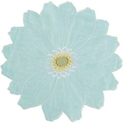 Arlee Tres Flores Placemat