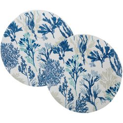 Table Trends 2-pc. Coral Reef Placemat Set