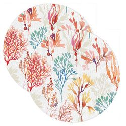 2-pc. Coral Reef Placemat Set