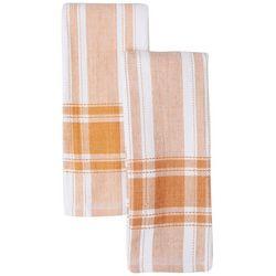 ATI 2-pk. Harper Dual Purpose Kitchen Towel Set