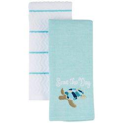 ATI 2-pk. Seas The Day Kitchen Towel Set