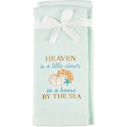 2-pc. Heaven By The Sea Kitchen Towel Set