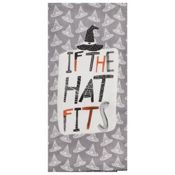 Kay Dee Designs If The Hat Fits Witch Kitchen Towel