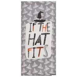 If The Hat Fits Witch Kitchen Towel