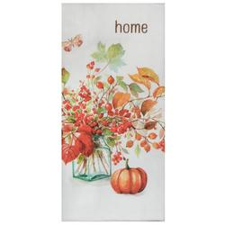 Berry Bouquet Dual Purpose Terry Towel