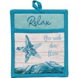 Kay Dee Designs Relax Starfish Pocket Mitt