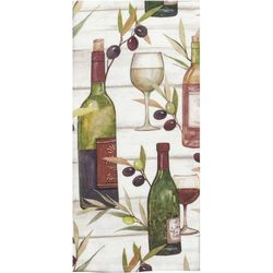Kay Dee Designs Tuscan Bottle Dual Purpose Kitchen Towel