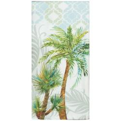 Palm Tree Dual Purpose Kitchen Towel
