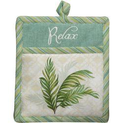 Kay Dee Designs Relax Palm Cove Pocket Mitt