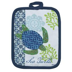 Kay Dee Designs Sea Turtle Pot Holder