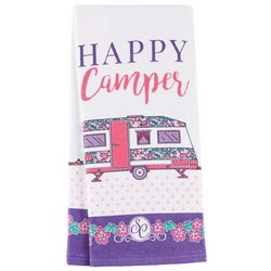 Kay Dee Designs Southern Couture Happy Camper Kitchen Towel