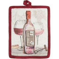 Kay Dee Designs Choice Wine Pot Holder