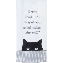 Kay Dee Designs Catnip Tea Towel