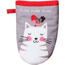 Kay Dee Purr Purr Purr Cat Mini Oven Mitt