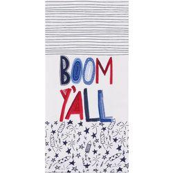 Kay Dee Designs Boom Y'all Kitchen Towel
