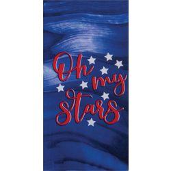 Kay Dee Designs Oh My Stars Kitchen Towel