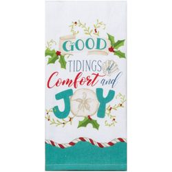 Kay Dee Designs Good Tidings Dual Purpose Kitchen Towel