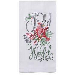 Kay Dee Designs Joy Cardinal Flour Sack Towel