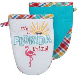 It's a Florida Thing Mini Oven Mitt