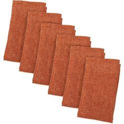 6-pc. Harper Spice Cloth Napkin Set