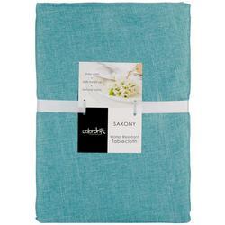 Saxony Solid Tablecloth
