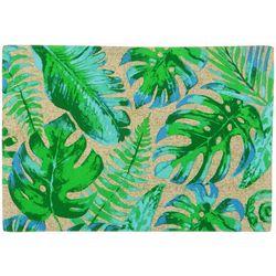Vintage House 4-pc. Palm Leaves Placemat Set
