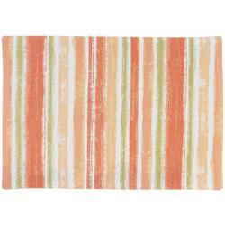 4-pc. Watercolor Stripe Placemat Set