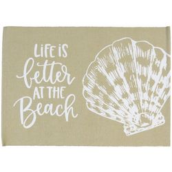 4-pc. Life Is Better At The Beach Placemat Set
