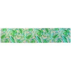 Palm Leaves Table Runner
