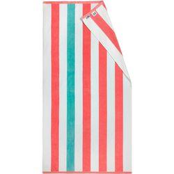 Kaufman Texture Striped Beach Towel
