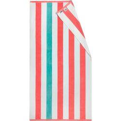Texture Striped Beach Towel