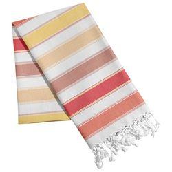 Arkwright Sand Free Stripe Turkish Beach Towel