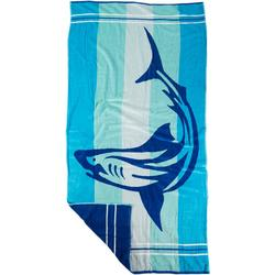 ibutors Shark Beach Towel