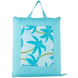 60x70 Palm Tree Printed Beach Blanket