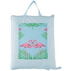 60x70 Flamingo Beach Blanket