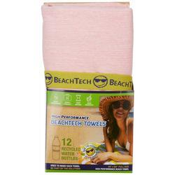 Heathered High Performance Beach Towel