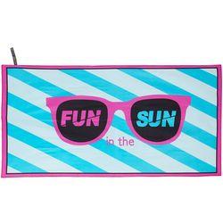 Beach Tech Fun In The Sun High Performance Beach Towel