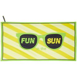 Beach Tech Fun In The Sun High Performance Beach Towel