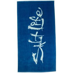 Salt Life Signature Beach Towel