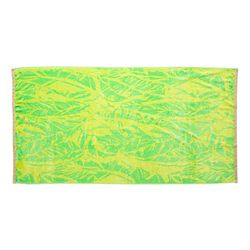 Tropix Tropical Leaves Beach Towel