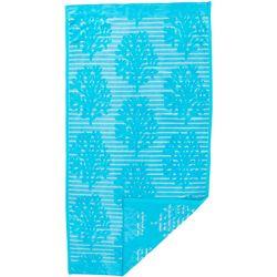 Pisces Global Sea Fan Beach Towel