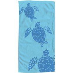 Moda at Home Sea Turtle Beach Towel