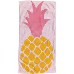 Moda at Home Pineapple Beach Towel