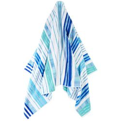 Coastal Home Cool Stripe Beach Towel