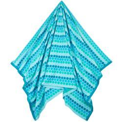 La Playa Dotted Beach Towel